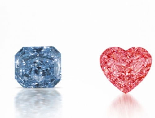 NEW INDEX TRACKS STRONG AND CONSISTENT PRICE INCREASES FOR FANCY COLORED DIAMONDS
